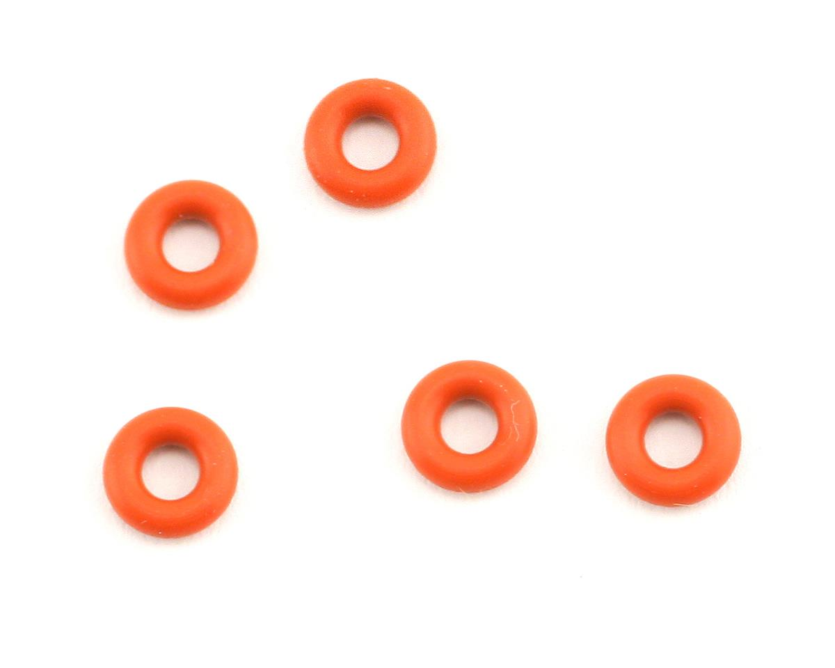 HPI Racing WR8 Flux P-3 Silicone O-ring (Red) (5)