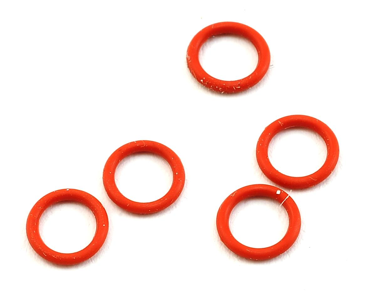 HPI Silicone O-Ring (Red) (5)