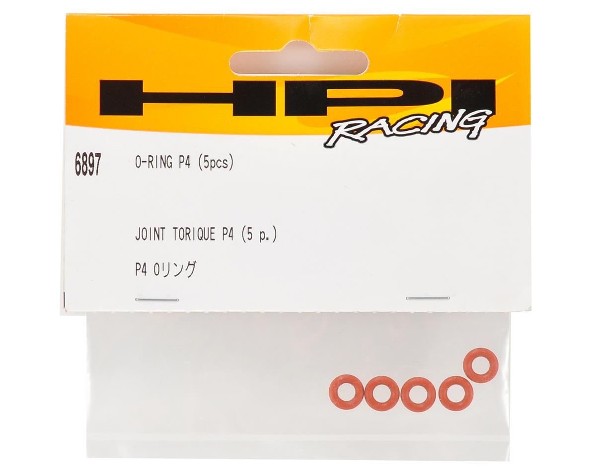 HPI Racing P4 O-Ring (5)