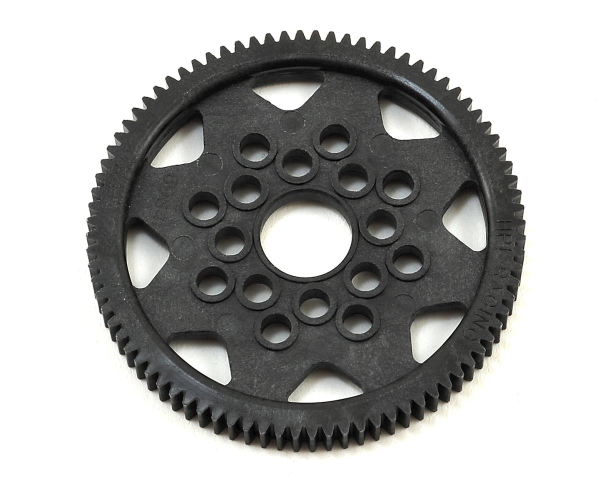 48P Spur Gear (84T) by HPI