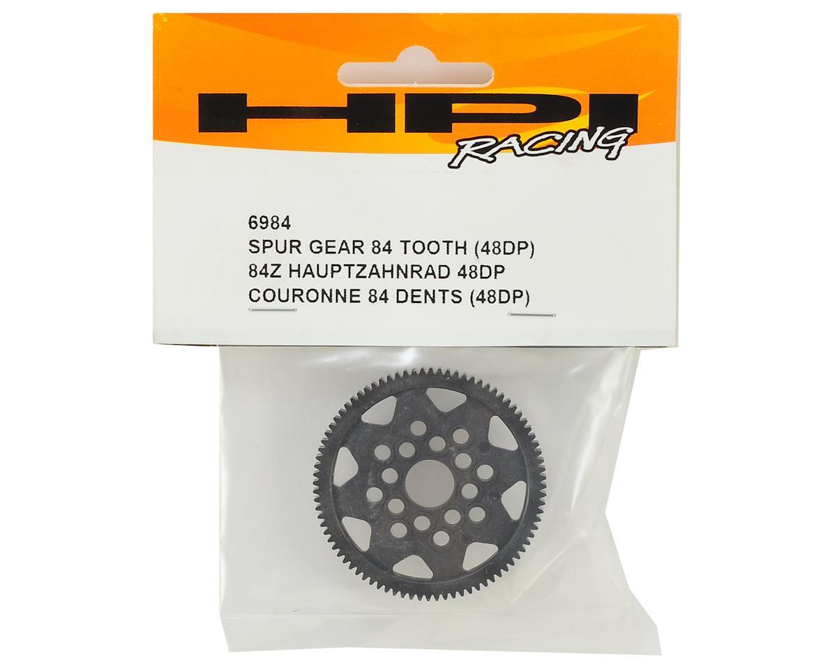 HPI 48P Spur Gear (84T)