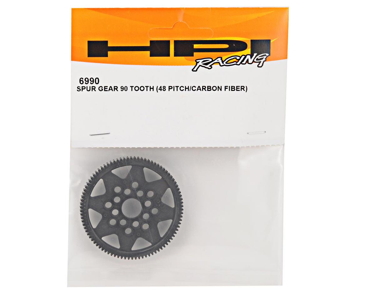 HPI Racing 48P Plastic Spur Gear (90T)