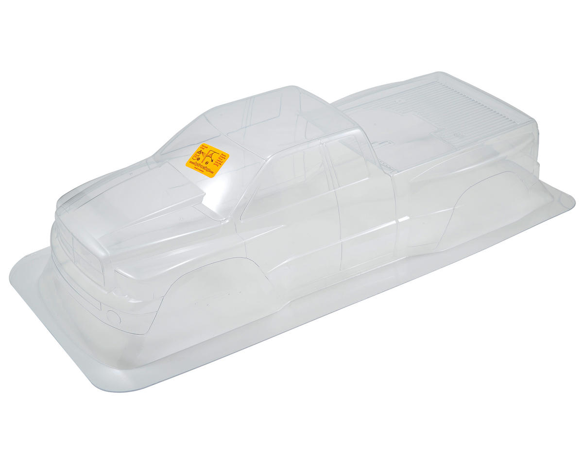 HPI Dodge Ram Truck Body (Clear)
