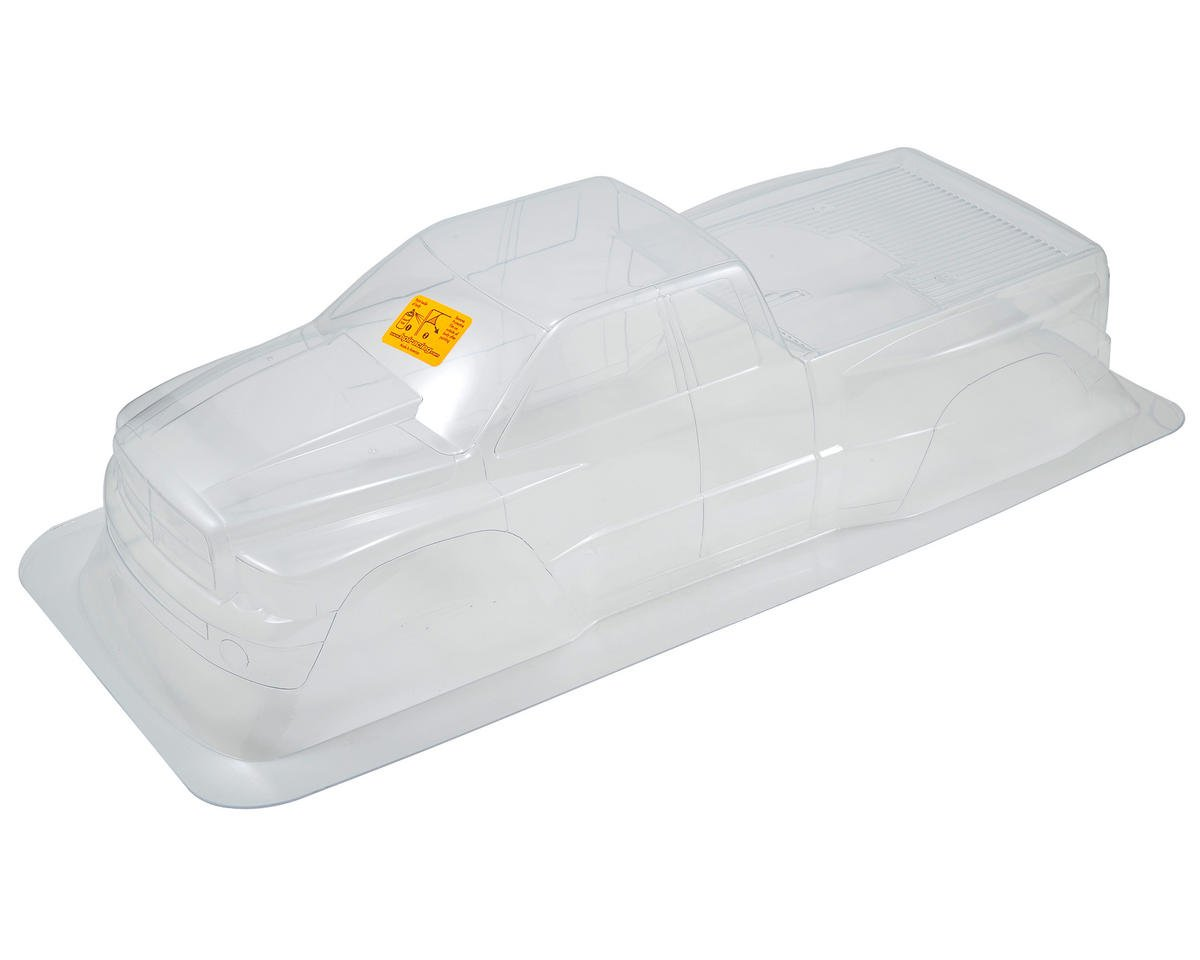 HPI Racing Dodge Ram Truck Body (Clear)