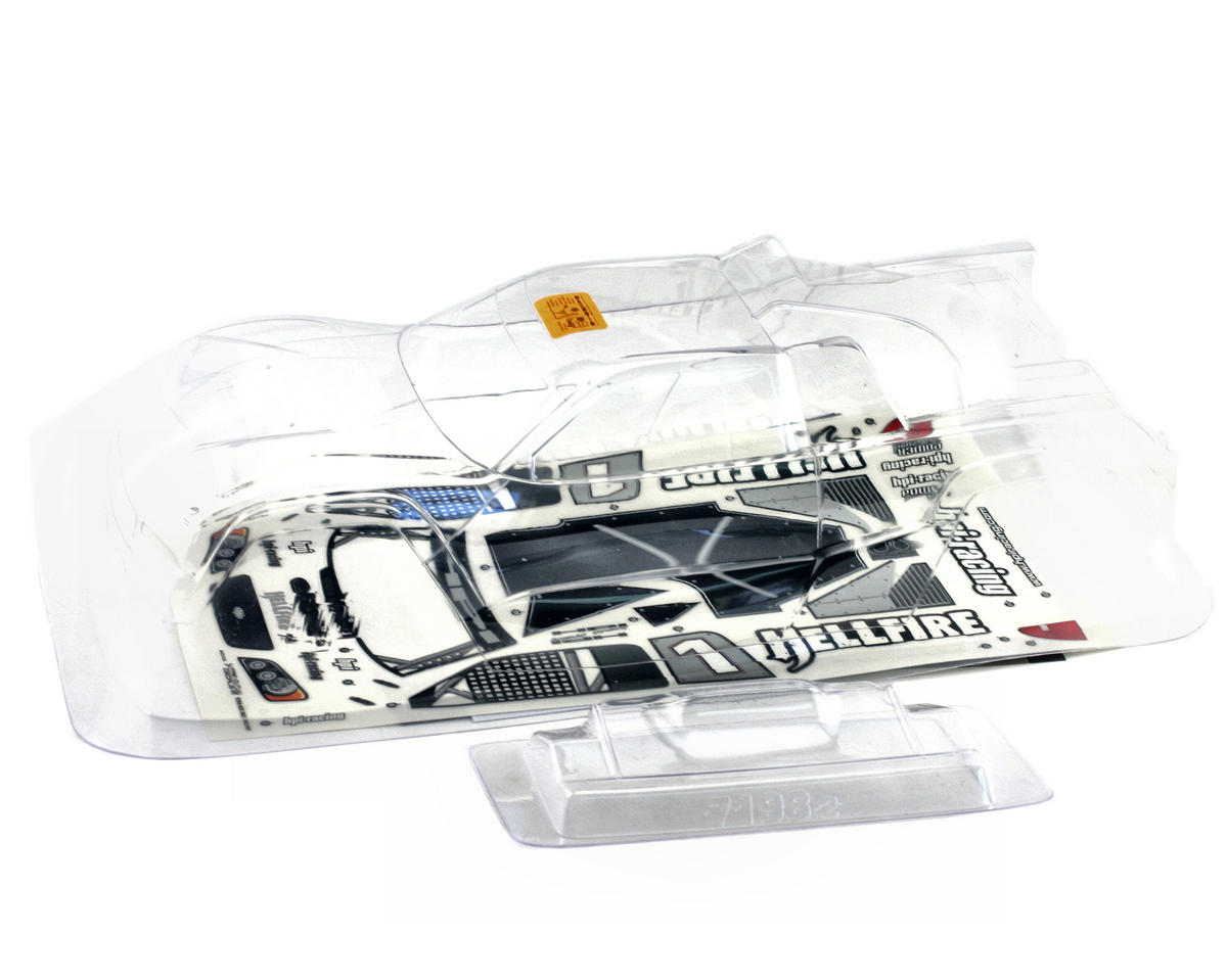 HPI Racing Hellfire DRX Body (Clear)