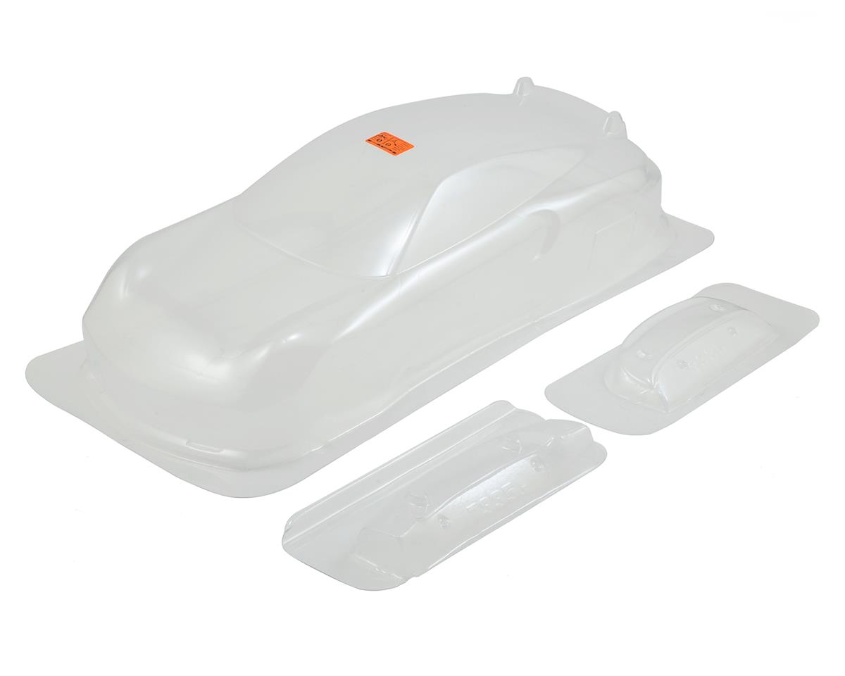 HPI Sprint 2 Porsche 911 Turbo Clear Body (190mm)