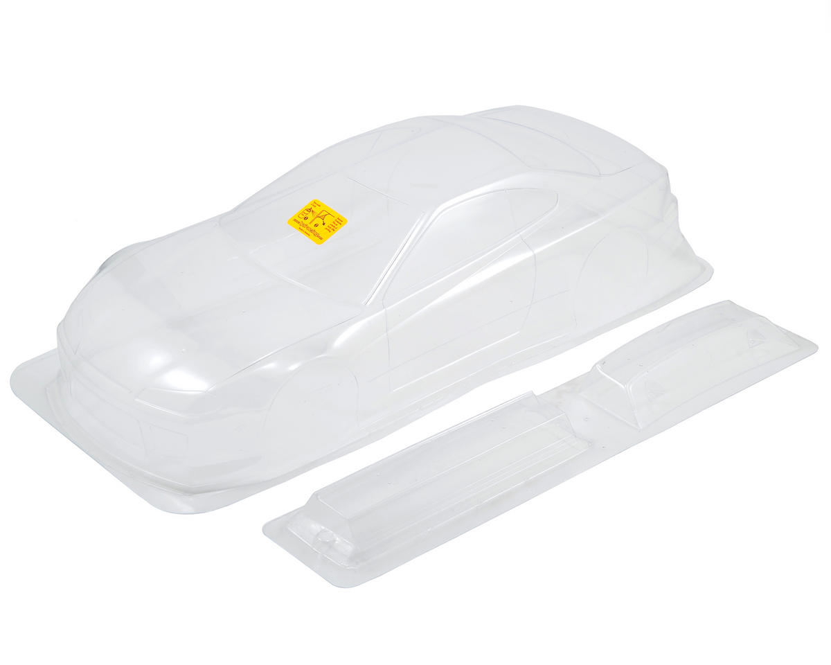 HPI Racing Nitro RS4 3 Drift Nissan Silvia Touring Car Body (Clear) (190mm)