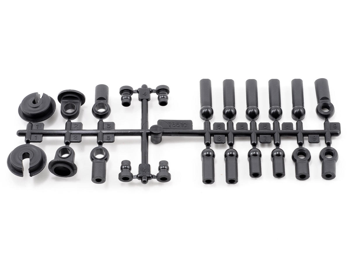 HPI Racing Shock Part & Ball End Set (Hot Bodies Cyclone TC)