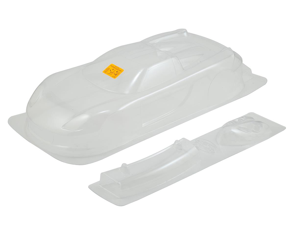 Porsche Carrera GT Clear Body (200mm) by HPI
