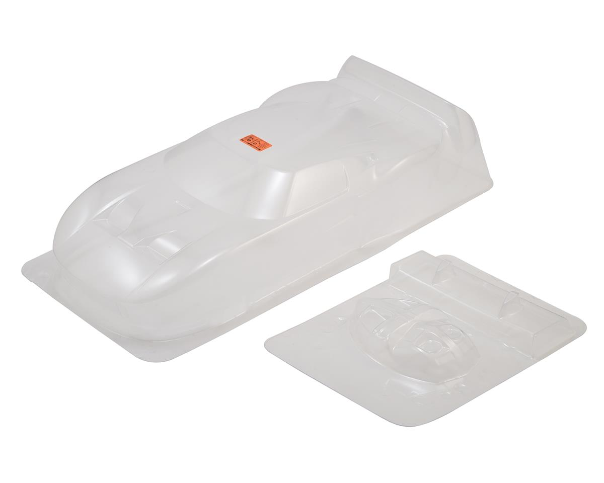HPI Ford GT 1/10 Touring Car Drift Body (Clear) (200mm)