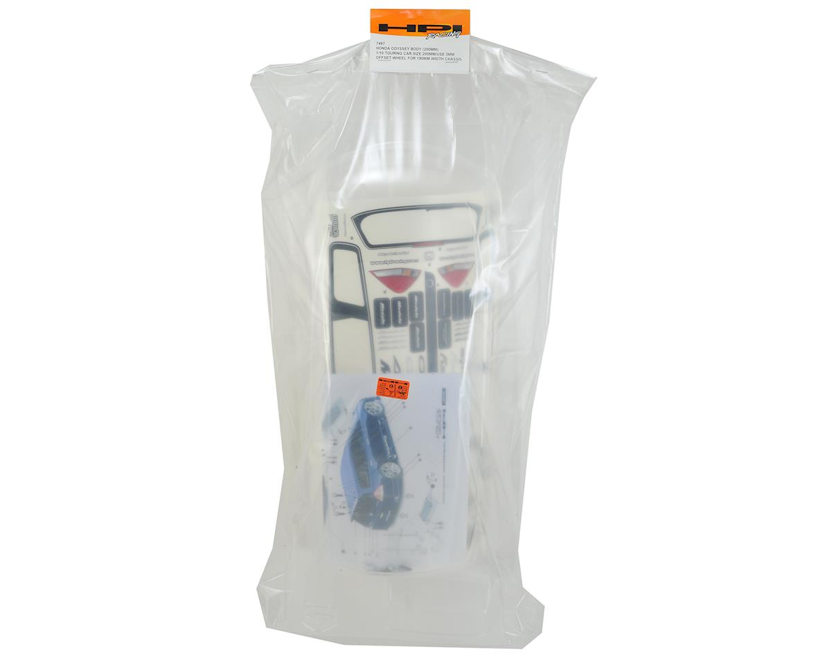HPI Honda Odyssey Clear Body (200mm)