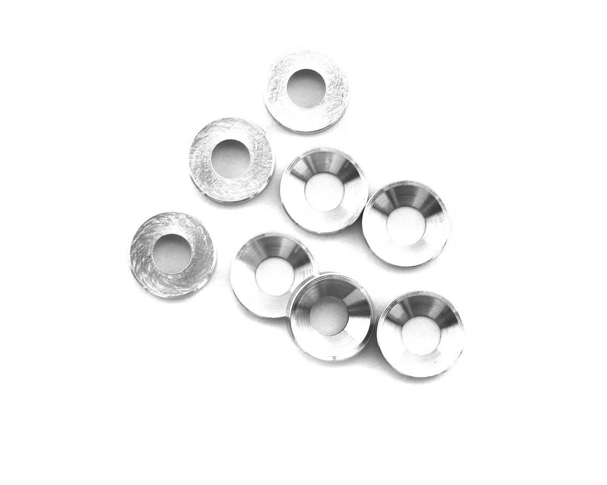 HPI Racing Concave Washer 4mm (8)