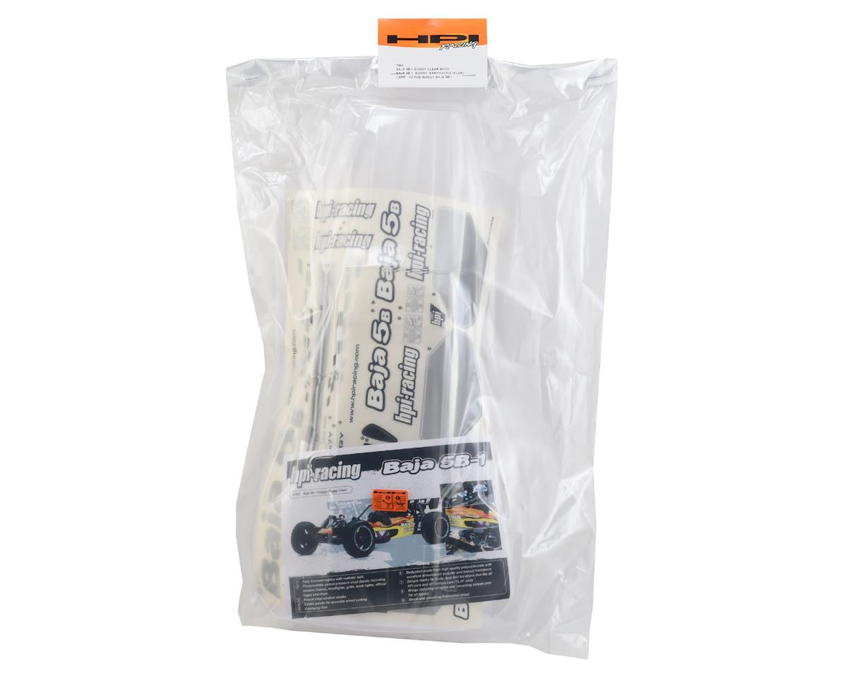 HPI Racing Baja 5B Body (Clear)