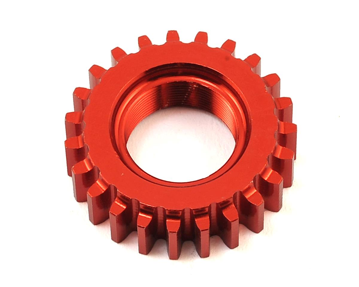 HPI 12mm 2-Speed Aluminum Threaded Pinion Gear (23T) (Nitro 3)