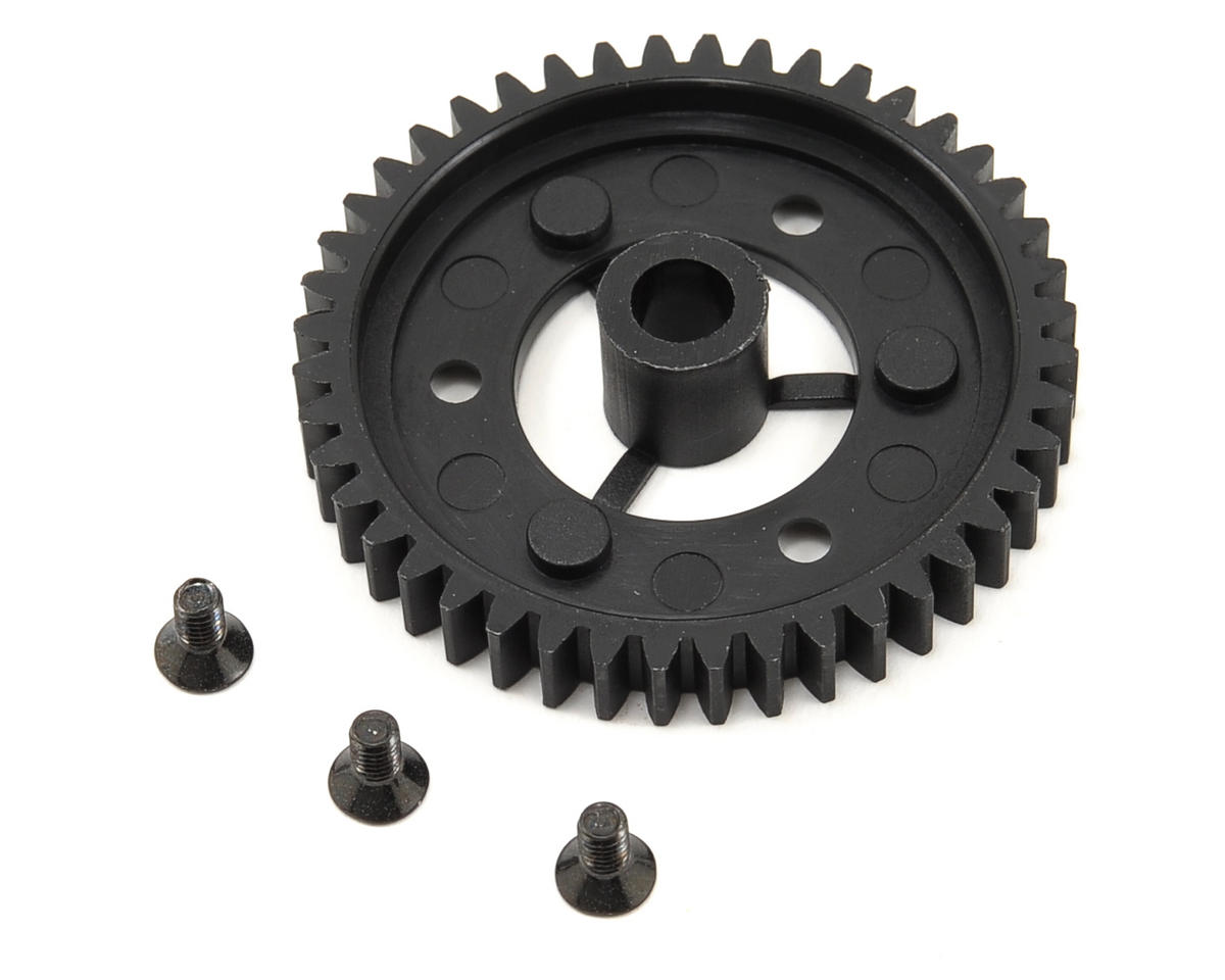 HPI Racing Mod1 3-Speed Spur Gear w/Spacer (44T)