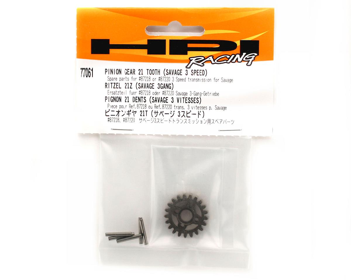 Pinion Gear 21T (Savage) by HPI
