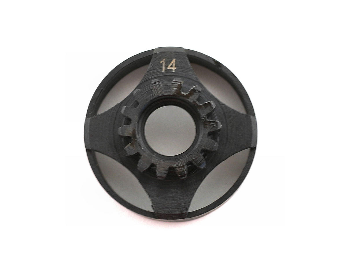 HPI Racing Hellfire Clutch Bell 14T (Savage)