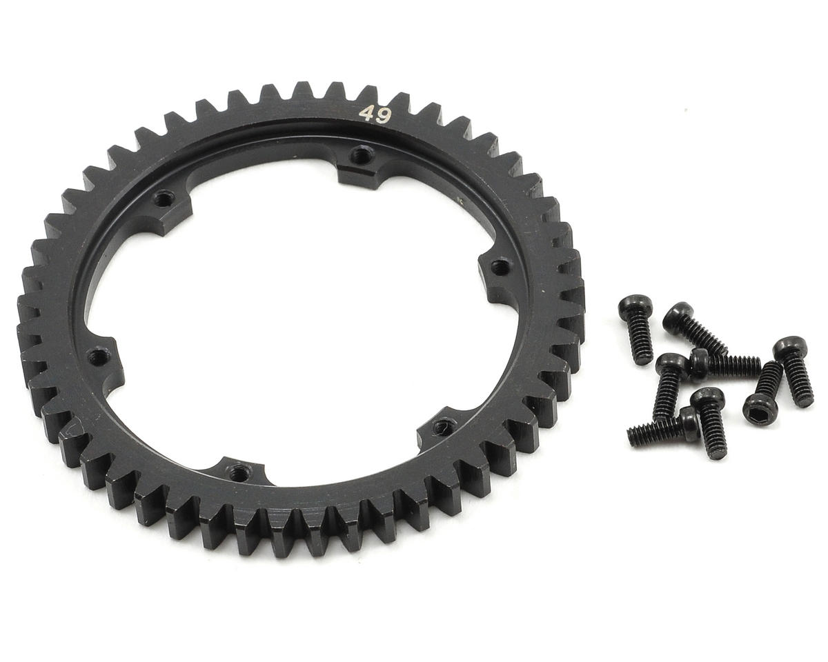 HPI Racing Mod 1 Steel Spur Gear (49T)