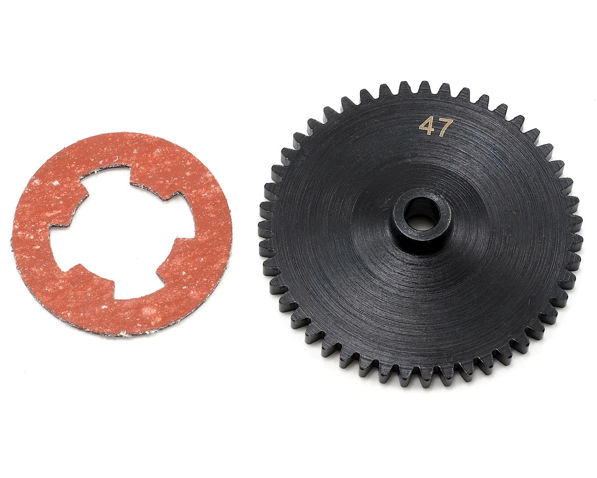 47T Heavy Duty Steel Spur Gear by HPI