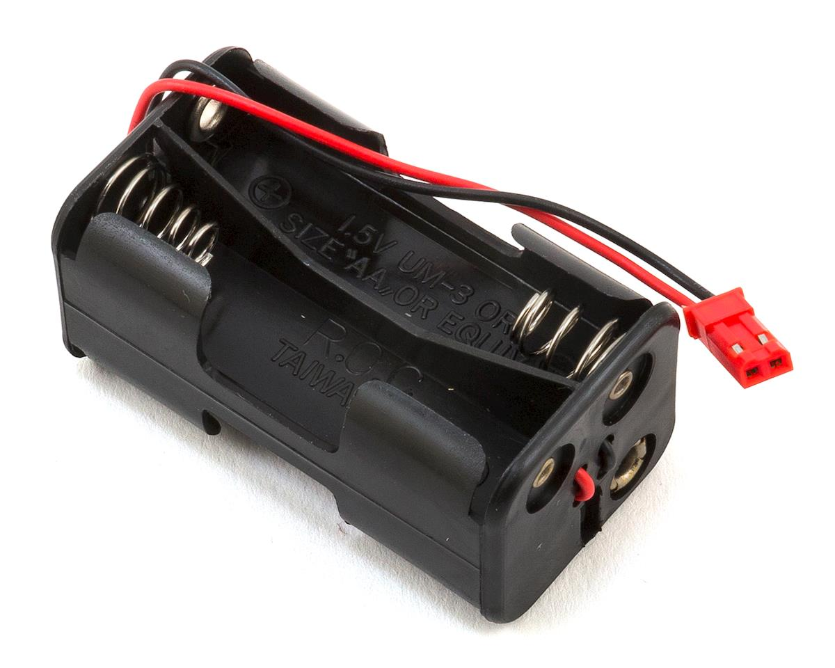 "4 ""AA"" Receiver Battery Case by HPI Nitro Firestorm 10T"