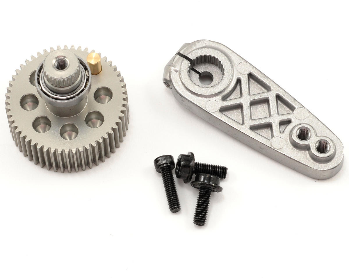 HPI Racing SFL-10 MG2 Aluminum Final Servo Gear w/Aluminum Servo Horn