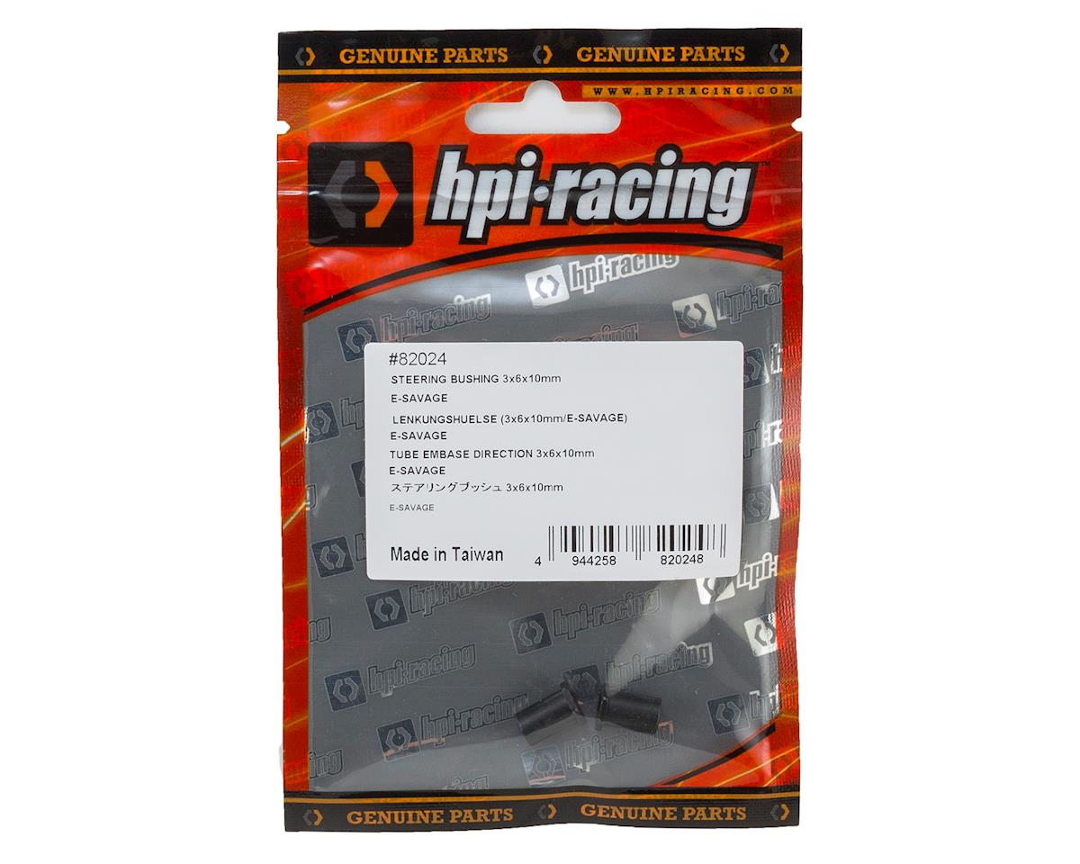 HPI 3x6x10mm Steering Bushing (2)