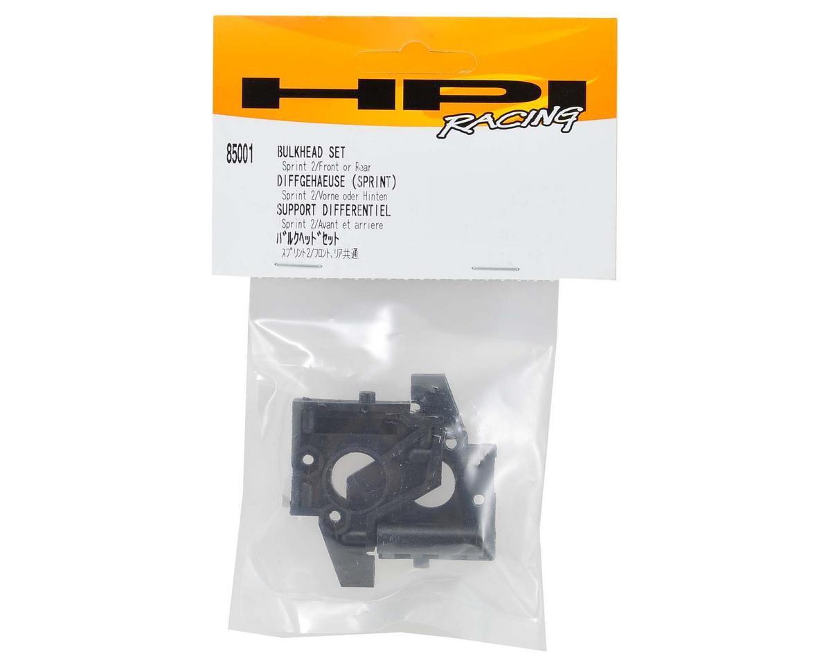 HPI Racing Bulkhead Set