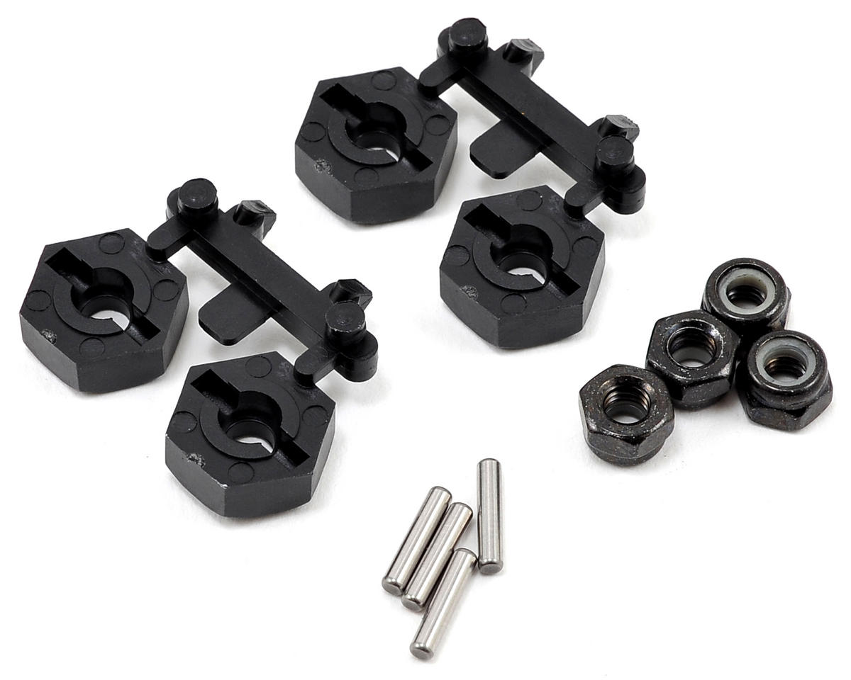 HPI Sprint 12mm Hex Hub Set