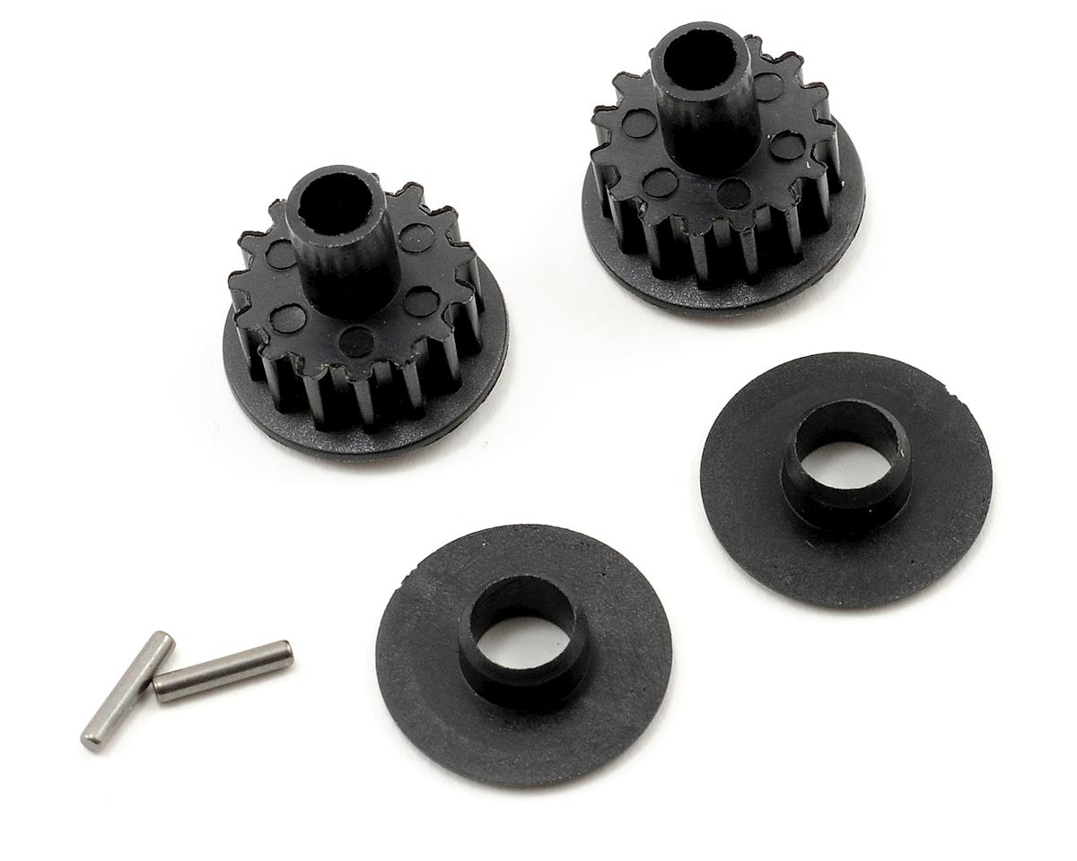 HPI Racing 15T Pulley Set (2)