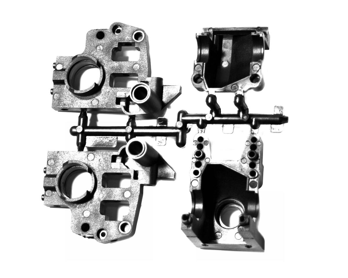 HPI Racing Gear Box / Bulk Head Set