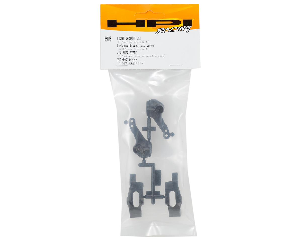 HPI Racing Front Upright Set (MT2 ONLY)
