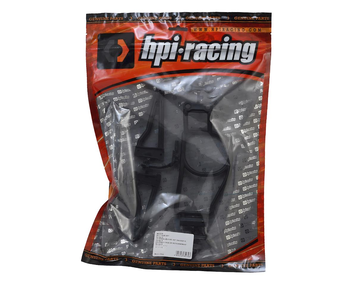 HPI Racing Roll Bar Set