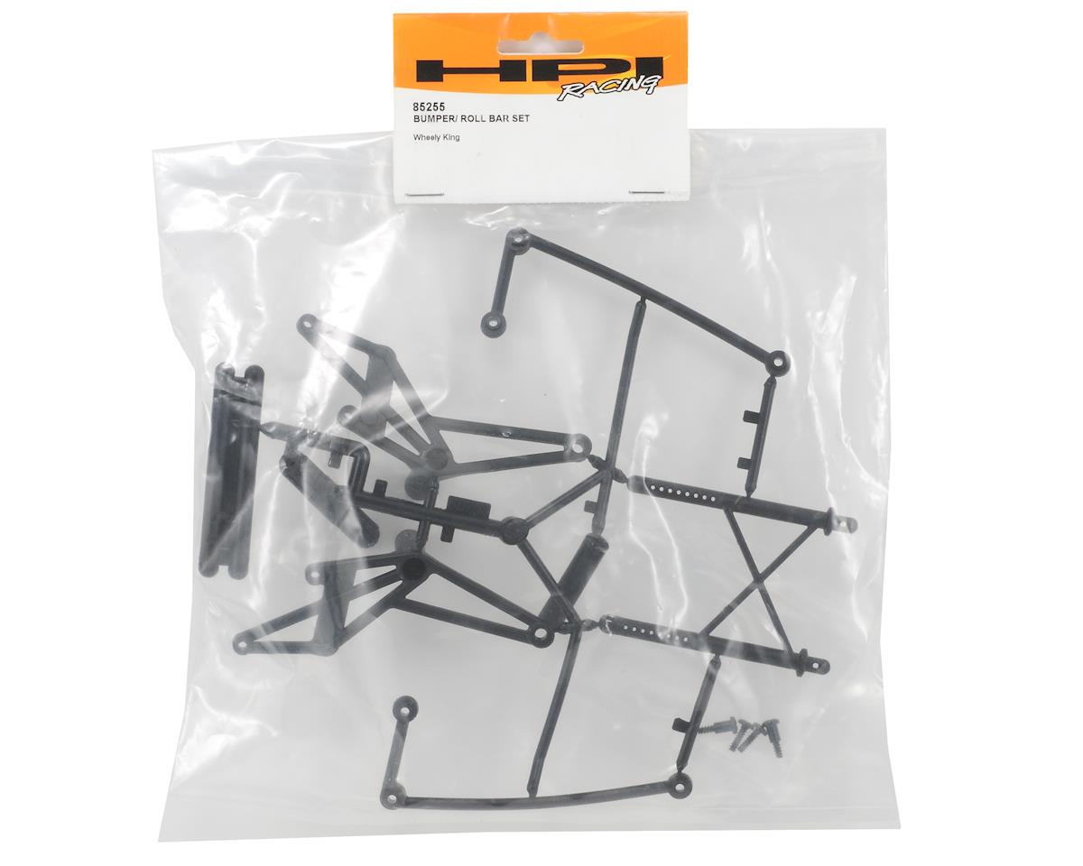 HPI Racing Bumper/Roll Bar Set