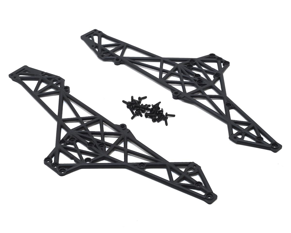 Main Chassis Set (Black) by HPI