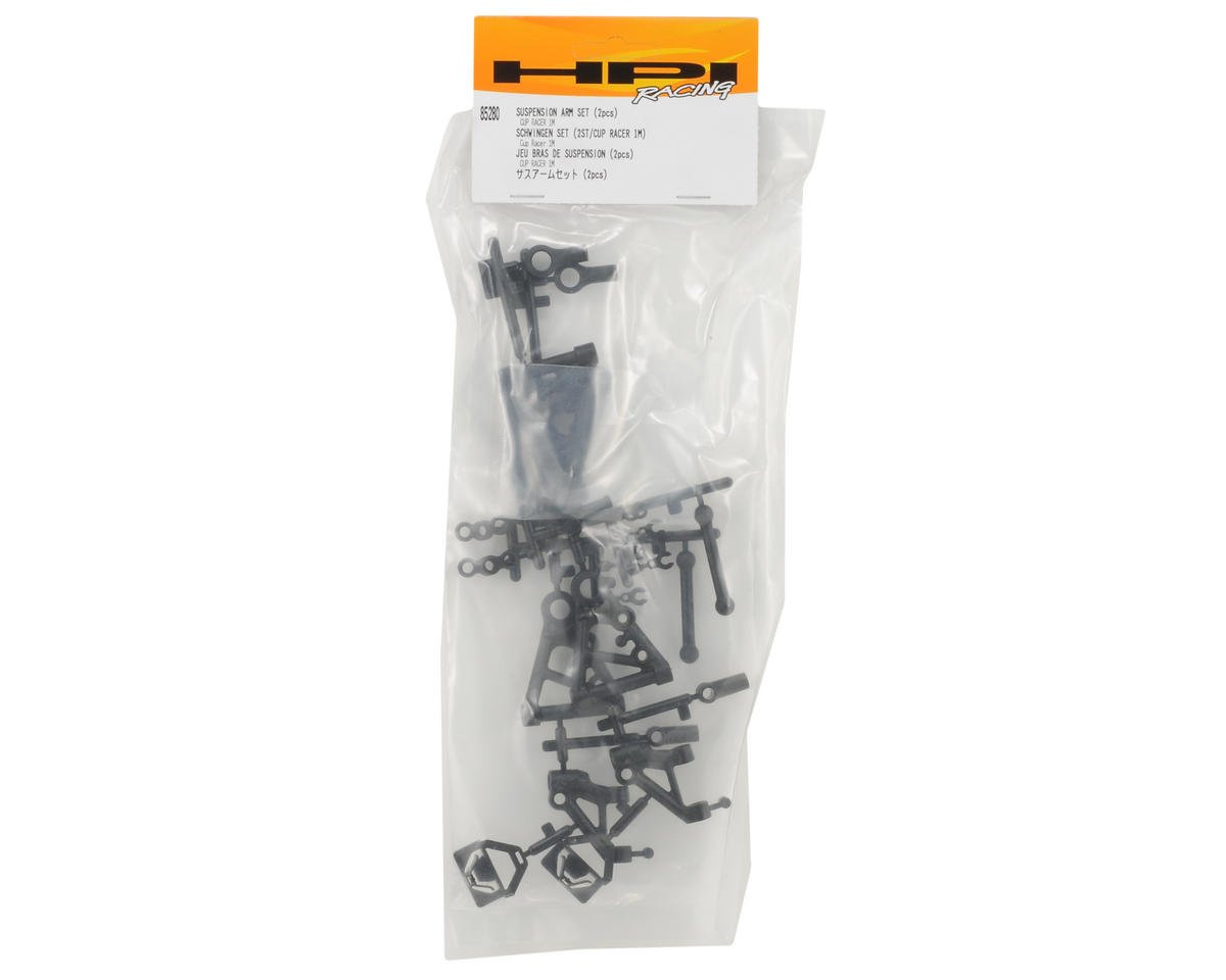 HPI Racing Suspension Arm Set