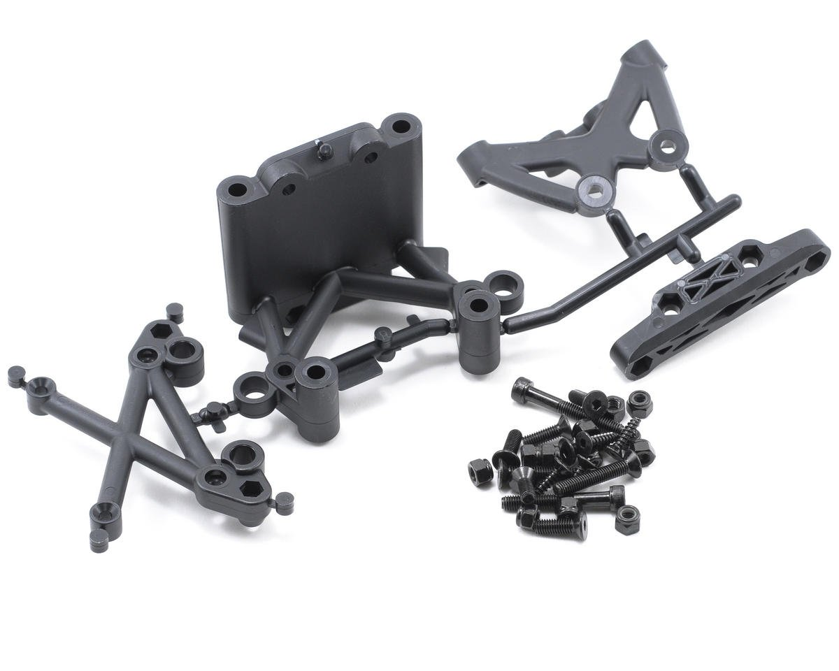 HPI Baja 5R Front Bulk Head Set