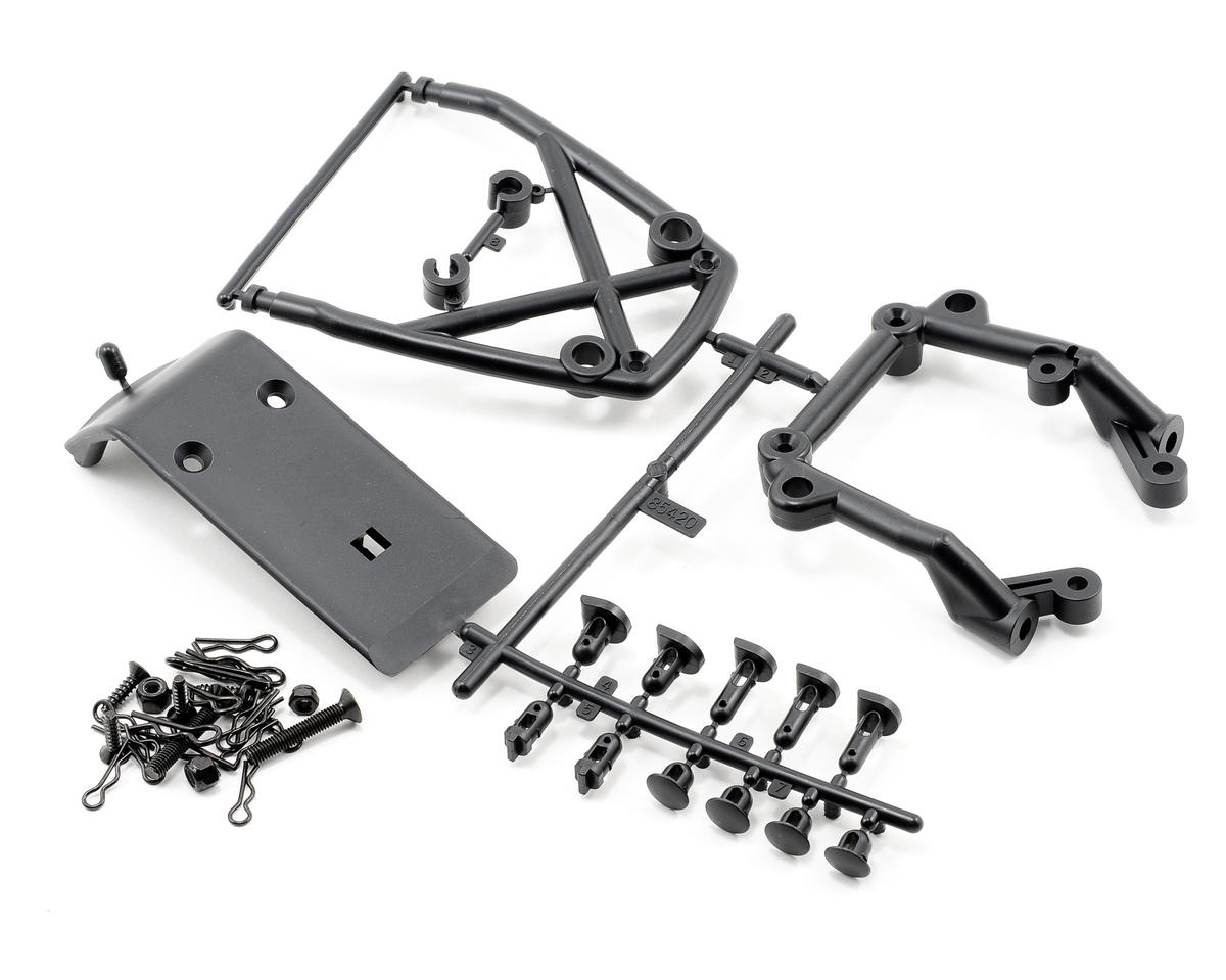 HPI Racing Baja 5T Bumper Set