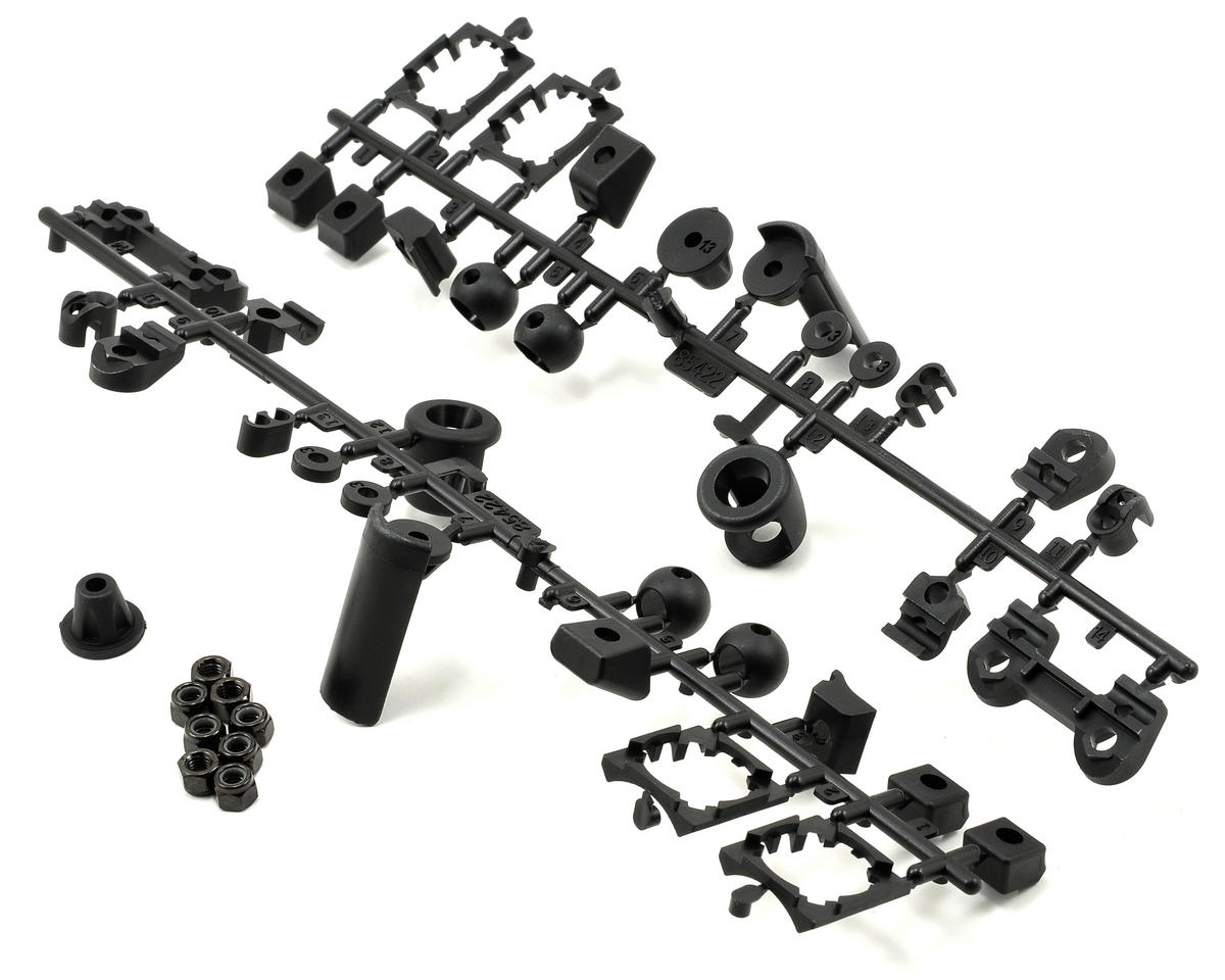 HPI Racing Baja 5SC Nut Holder Set