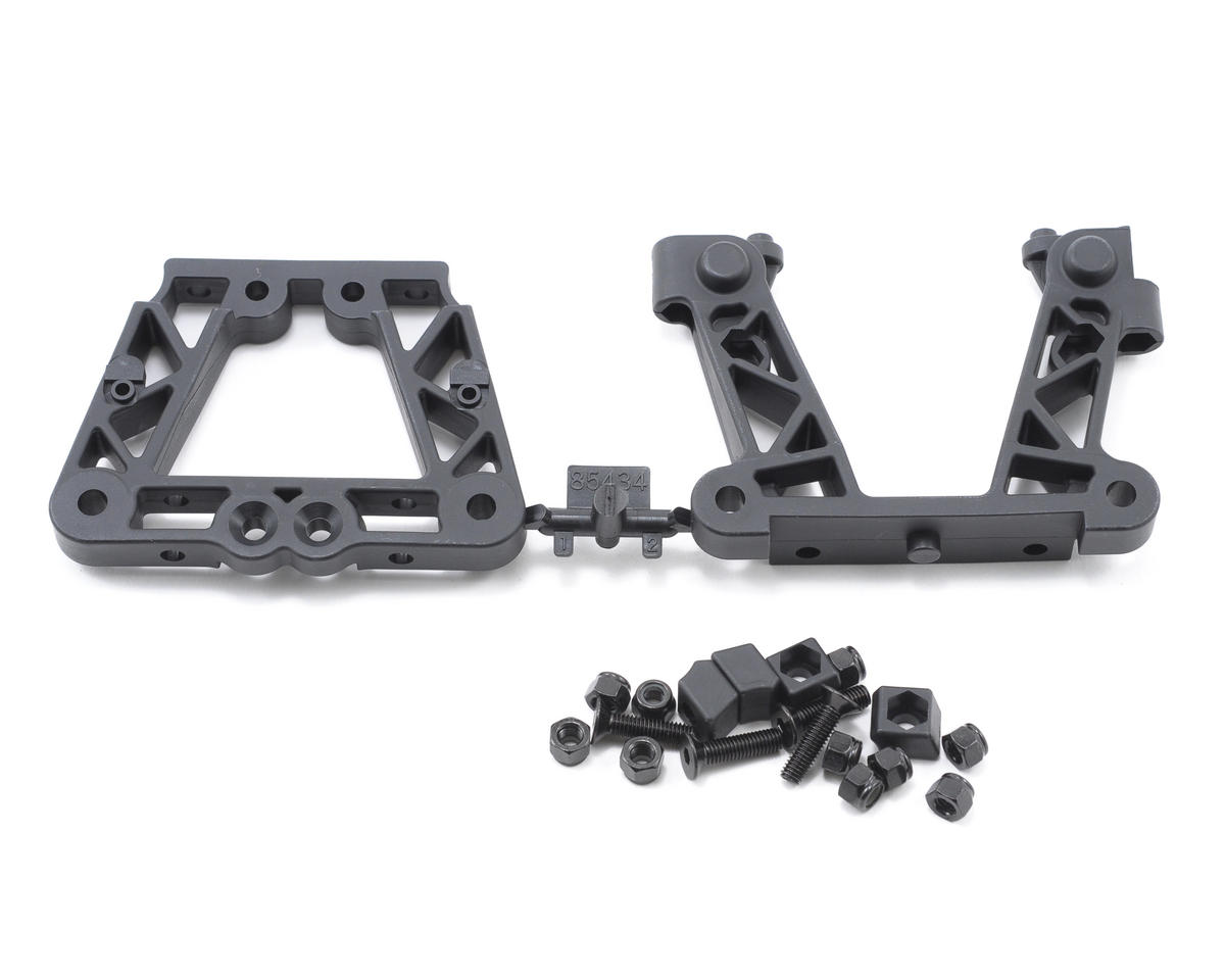 HPI Racing Baja Rear Bulkhead Set