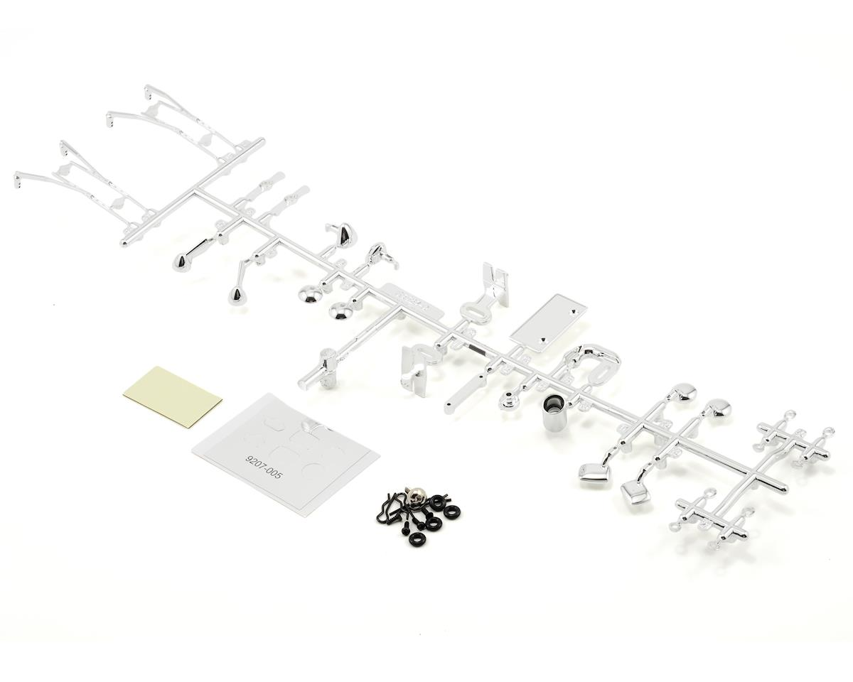 HPI Body Accessory Set (Chrome)