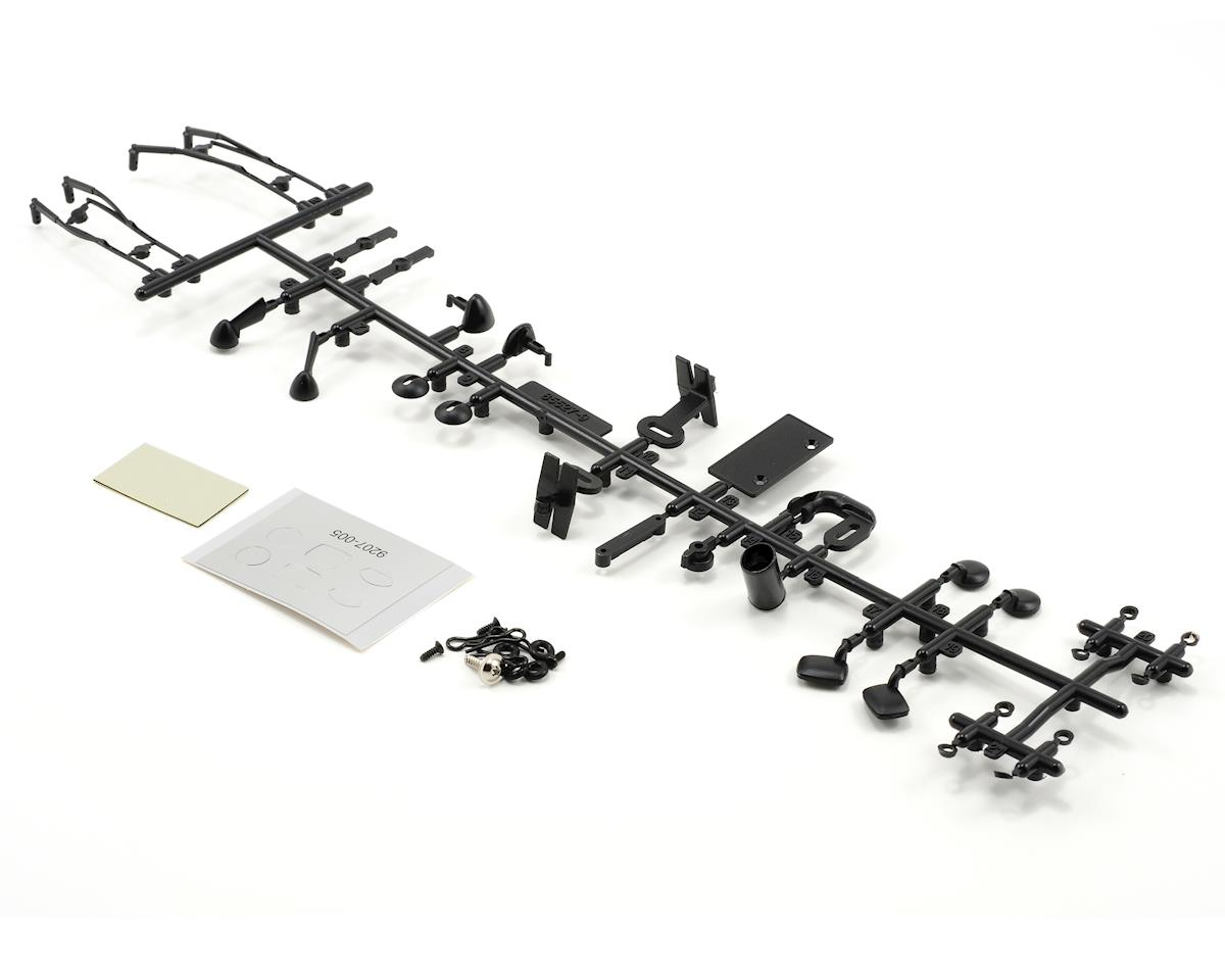 HPI Body Accessory Set (Black)