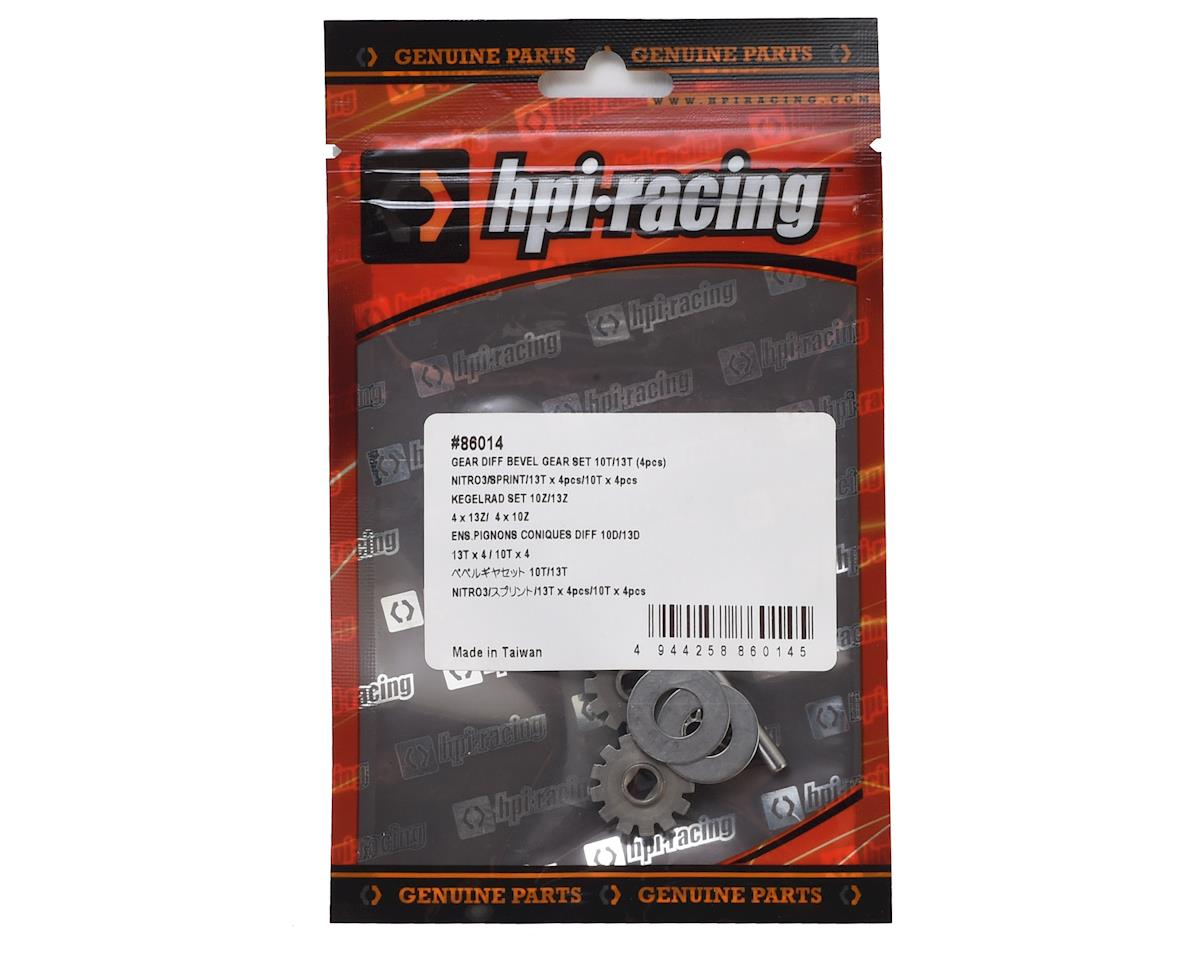 HPI Racing Differential Bevel Gear Set (10T/13T)