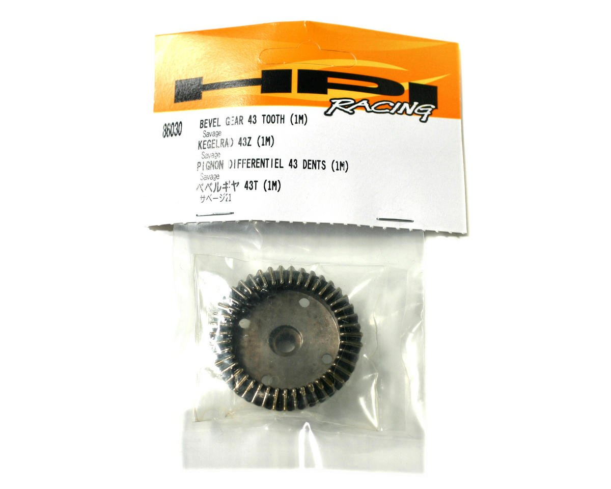 Bevel Gear 43T (1M) by HPI