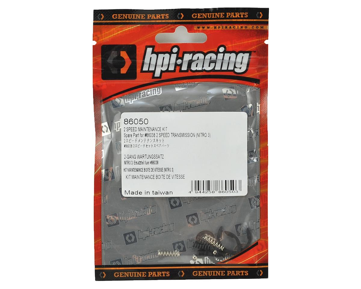 HPI 2-Speed Maintenance Kit (Nitro 3)