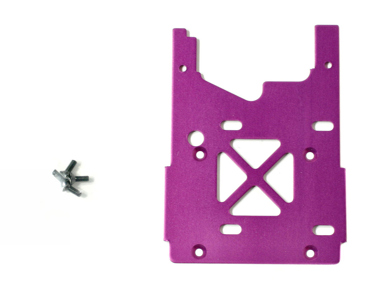 HPI Racing Engine Plate 2mm (Purple)