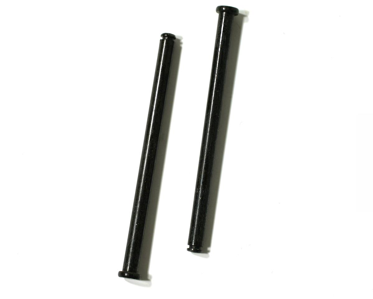 HPI Flange Shaft 4x62mm (Black) (2)