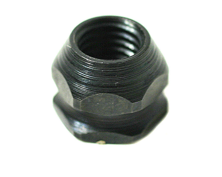 HPI Racing Pilot Nut 1/4-28x8.5mm (Black)
