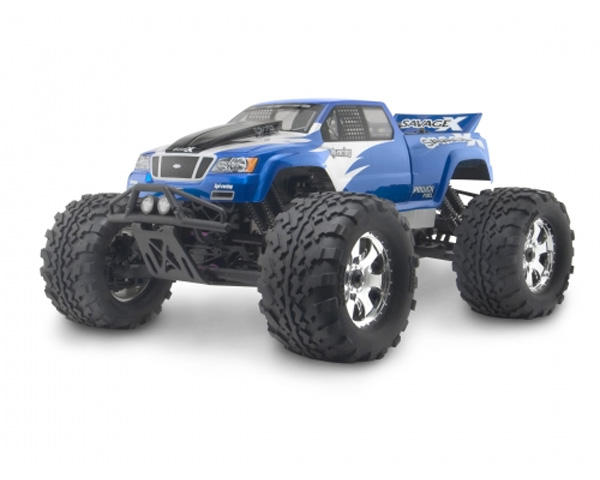 Savage X SS 1/8 4WD Monster Truck Kit