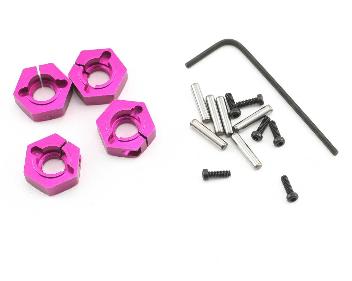 HPI Racing Aluminum Hex Wheel Hub (Purple) (Savage/Savage X)