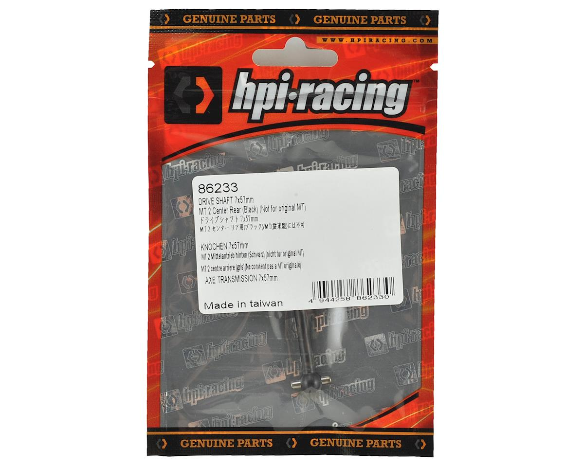 7x57mm MT 2 Center-Rear Dog Bone by HPI